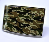 Camo - Metallic buckle - Clac Belt
