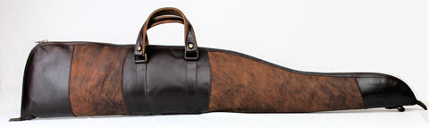 Riffle case - Bison Leather - Clac Belt