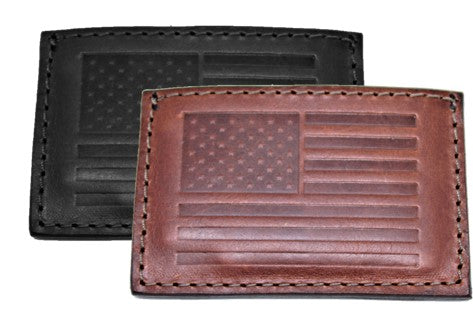 Leather Flag - Clac Belt