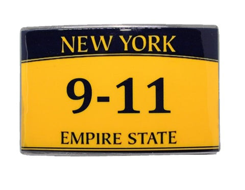 NY Plate - Metallic buckle - Clac Belt