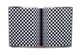 Checkered - Metallic buckle - Clac Belt