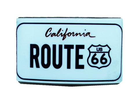 Route 66 - Metallic buckle - Clac Belt
