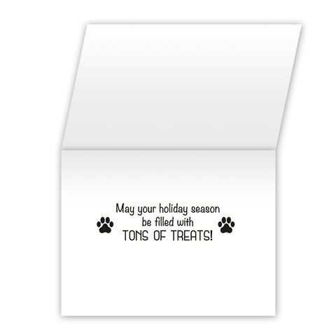 Paper Frenzy Happy Howlidays Dogs Christmas Cards and Envelopes - 25 pack