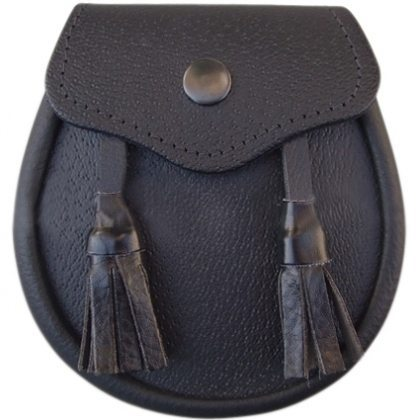 Grain Leather Child's Sporran
