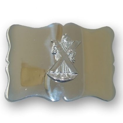 Raised St. Andrews Kilt Belt Buckle