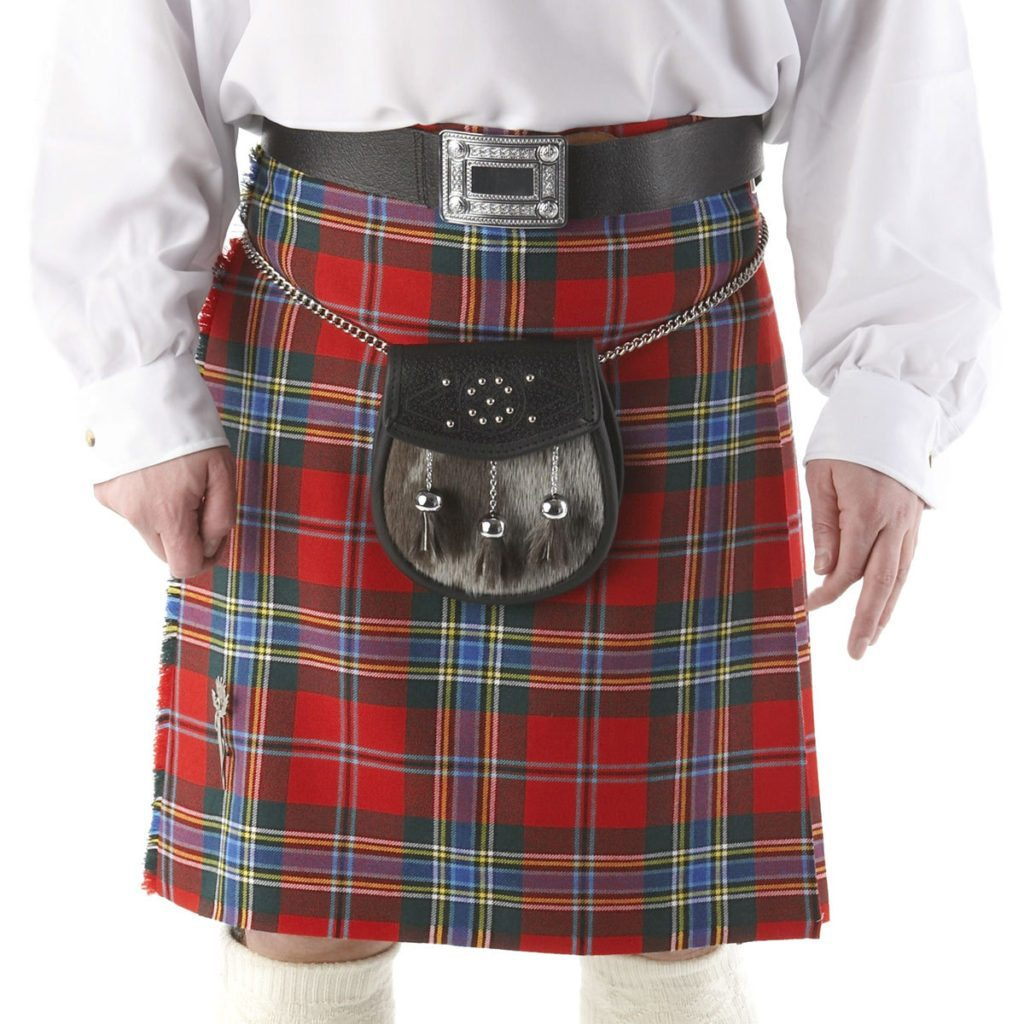 Custom 5 Yard 13oz Casual Wool Kilt