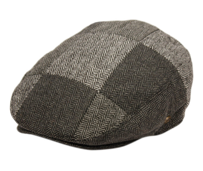 Herringbone Wool Patchwork
