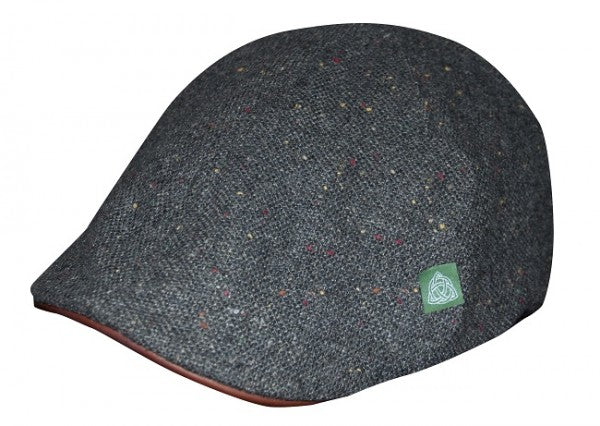 Dark Grey Fleck Ivy Hat