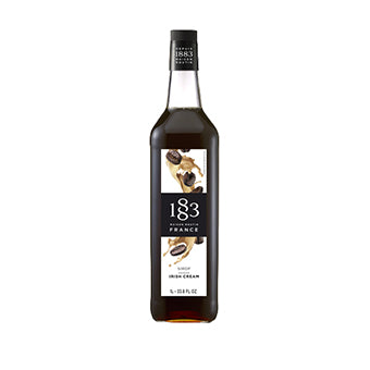 SIROUP JARABE 1883 IRISH CREAM 1 LITRO