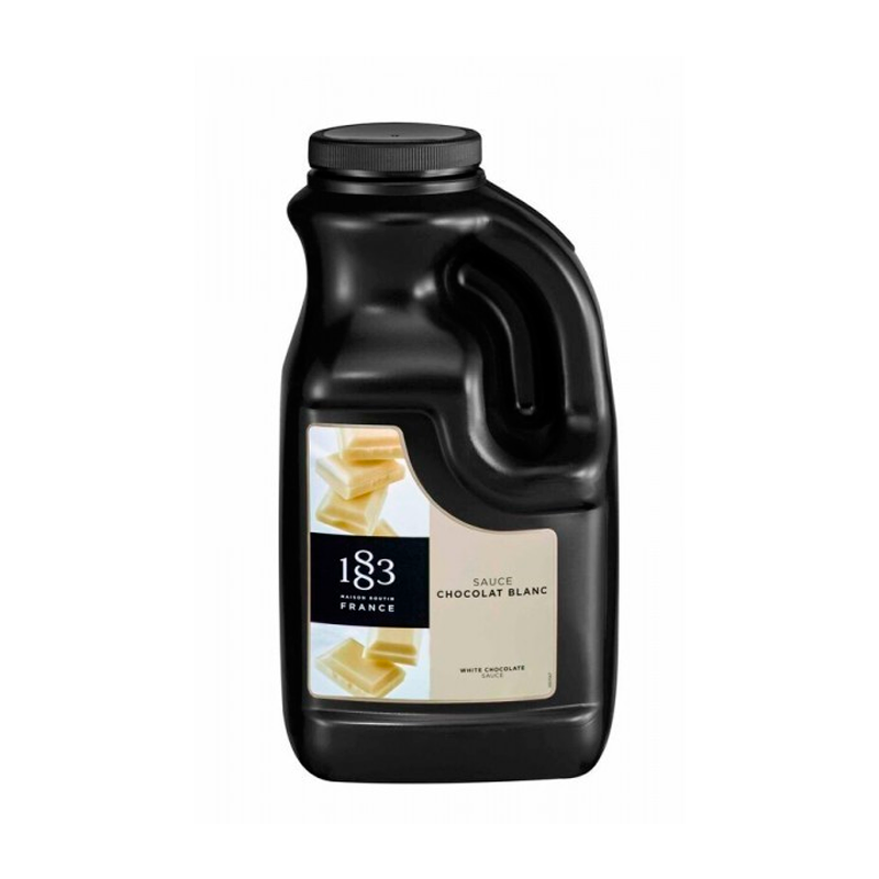 SALSA 1883  CHOCOLATE BLANCO 2 LITROS