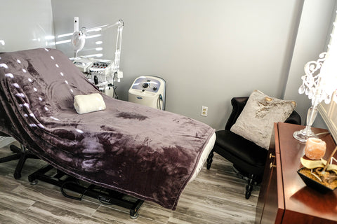 Elysium Treatments Room