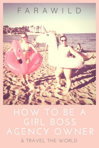 How to Be a Girl Boss Agency Owner and Travel the World - Chelse - We caught up with Chelse Hensley, a southern girl who's got it all figured out. She talks about everything from running her own facebook marketing agency, to traveling with curly hair, and how travel itself inspires her to be more productive in her work.