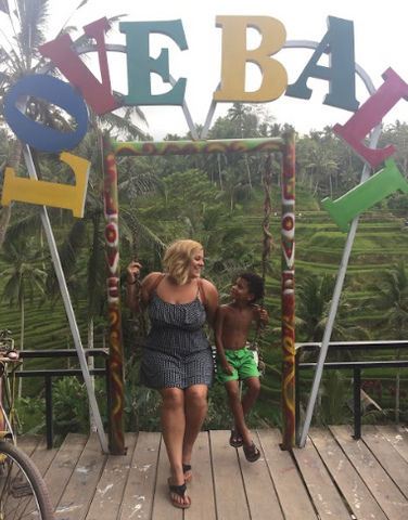 Can you travel to Bali with kids?
