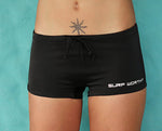 Wave Warrior - Drawstring Hotpant
