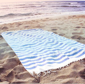 Cabana Stripe Turkish Towel