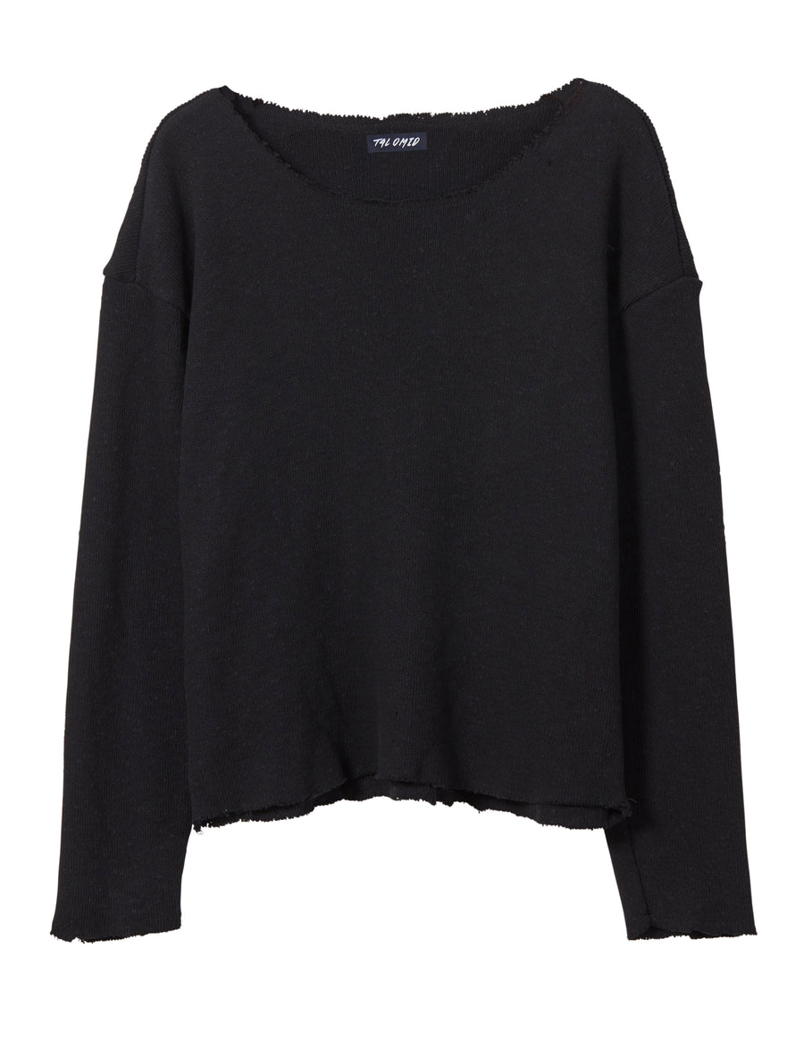 HENLEY Knit sweater