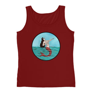 La Sirena Circle Women's Tank
