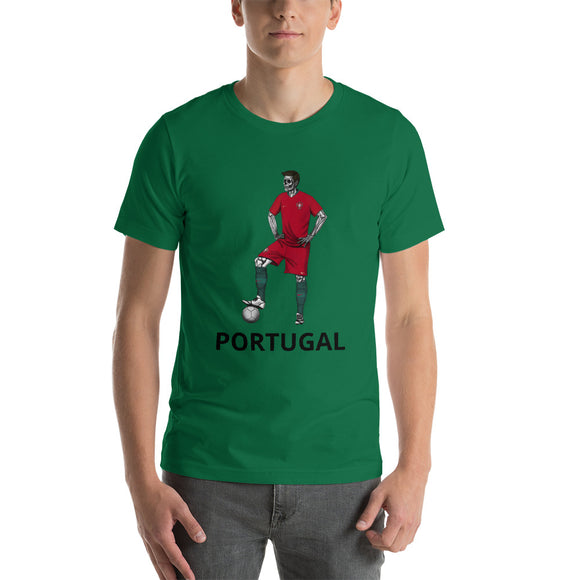 El Futbolista Portugal Plain B+C Men's T-Shirt
