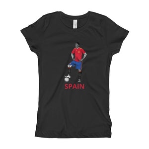 El Futbolista Spain Girl's T-Shirt