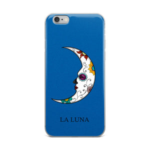 La Luna Loteria iPhone Case