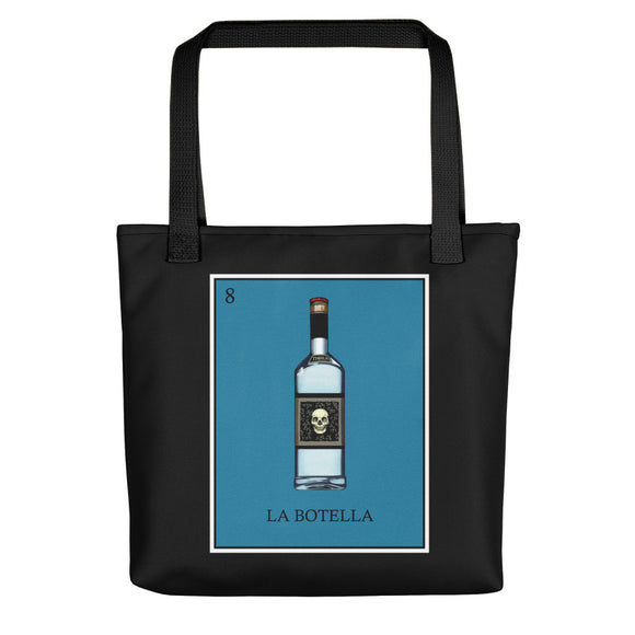 La Botella Loteria All-Over Tote bag