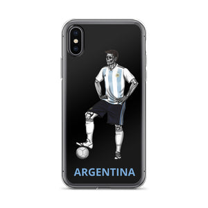 El Futbolista Argentina Plain iPhone Case