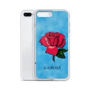 La Rosa Loteria iPhone Case