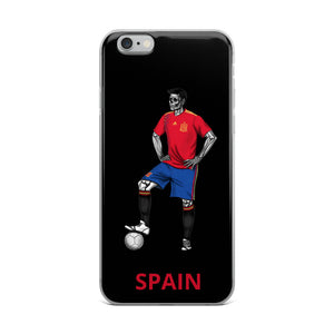 El Futbolista Spain iPhone Case