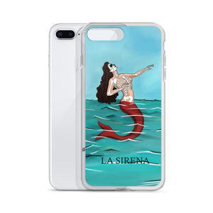 La Sirena Loteria iPhone Case