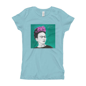 Frida Sola Girl's T-Shirt