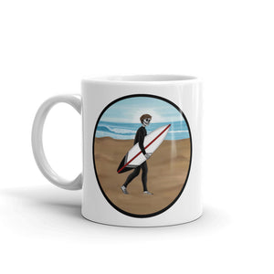 El Surfista Circle Mug
