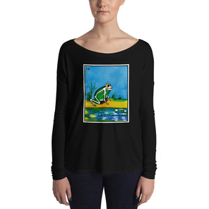 La Rana Loteria Women's Long Sleeve Tee