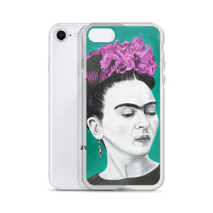 Frida Sola iPhone Case