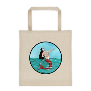 La Sirena Circle Tote bag 12oz