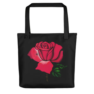 Rosa All-Over Tote bag