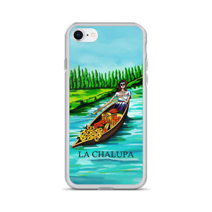 La Chalupa Loteria iPhone Case