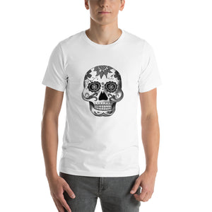 Calavera B&W Men's T-Shirt