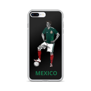 El Futbolista Mexico Plain iPhone Case