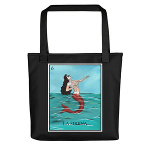 La Sirena Loteria All-Over Tote bag