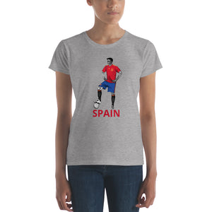 El Futbolista Spain Women's t-shirt