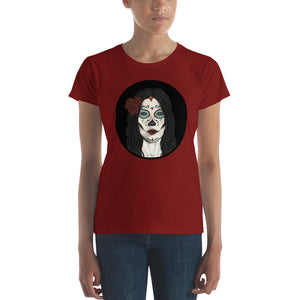 Catrina Circle Women's t-shirt
