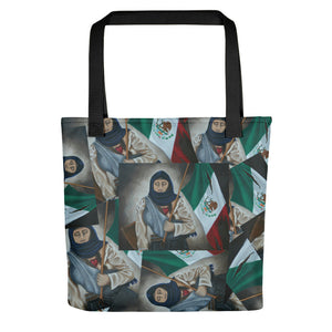 Soldadera All-Over Tote bag