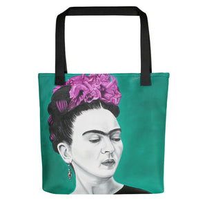 Frida Sola Large Tote bag