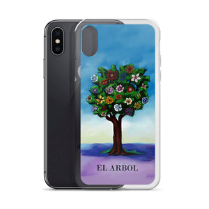 El Arbol Loteria iPhone Case