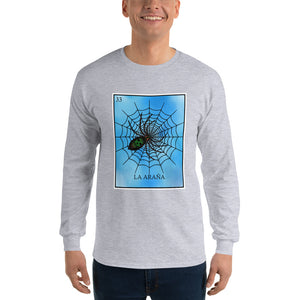 La Araña Loteria Men's Long Sleeve T-Shirt