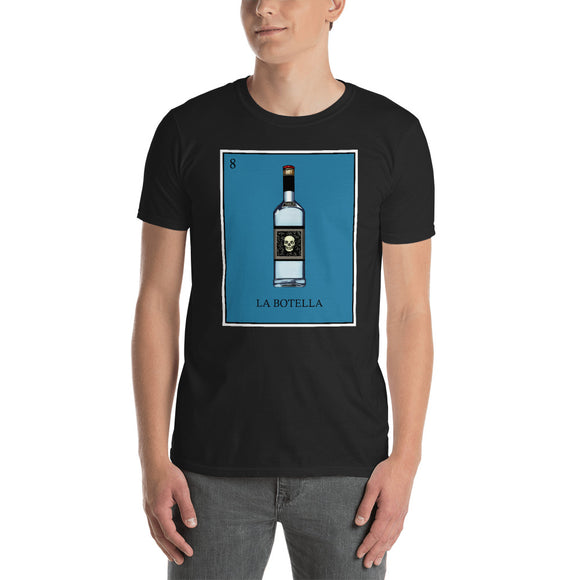 La Botella Loteria Mens T-Shirt