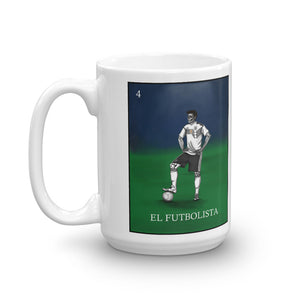 El Futbolista Germany Mug