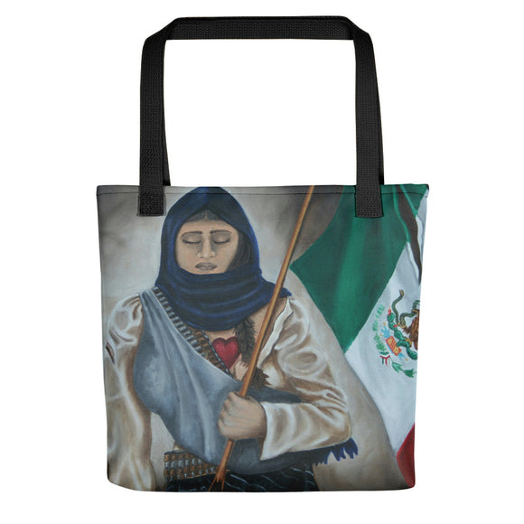 La Soldadera Large Tote bag