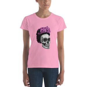 Frida Skull Women's t-shirt