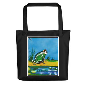 La Rana Loteria All-Over Tote bag